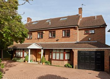 Thumbnail 6 bed detached house for sale in Park View Road, Ealing, London