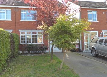 Thumbnail 3 bed semi-detached house for sale in 63 Clover Hill, Bray, Wicklow
