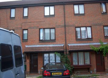 Thumbnail 6 bed town house for sale in Second Avenue, Plaistow