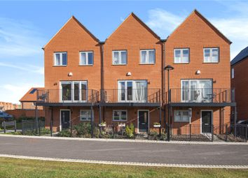 4 bed town house to rent in Roman Drive, Winchester, Hampshire SO22