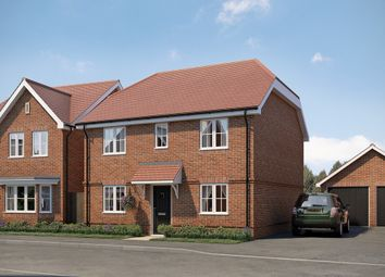 """Thumbnail 4 bed property for sale in """"The Buxton"""" at Christie Avenue, Ringmer, Lewes"""