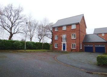 Thumbnail 5 bedroom detached house to rent in Millington Gardens, Lymm, Cheshire