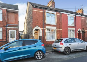 Thumbnail 2 bed end terrace house for sale in Rensburg Street, Hull, East Yorkshire