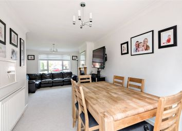 Thumbnail 3 bed semi-detached house for sale in Black Prince Close, Byfleet, West Byfleet, Surrey