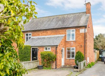 Thumbnail 2 bed end terrace house for sale in Scotland Road, Little Bowden, Market Harborough, Leicestershire