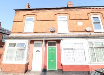 3 bed terraced house for sale in Charles Road, Aston, West Midlands B6