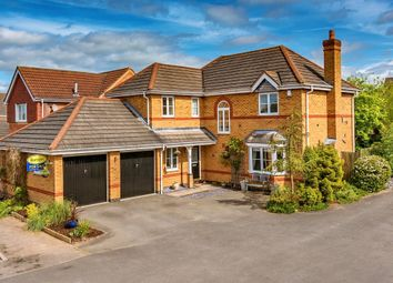 Thumbnail 4 bed detached house for sale in Holt Coppice, Bratton, Telford, Shropshire