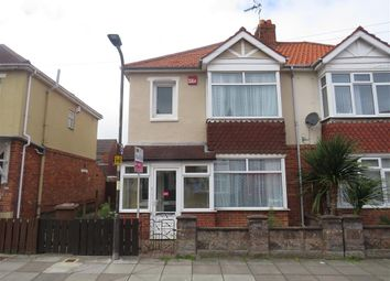 3 bed semi-detached house for sale in Vernon Road, Portsmouth PO3