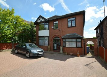 Thumbnail 4 bed detached house for sale in Moor Lane, Salford