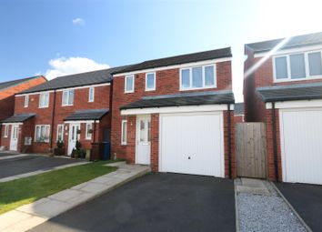 Thumbnail 3 bed detached house for sale in Halls Close, Radcliffe, Manchester