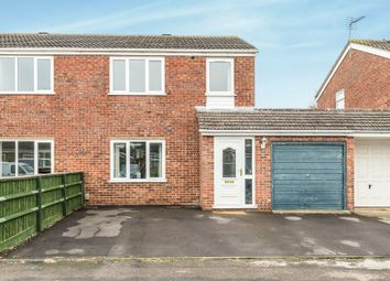 Thumbnail 3 bed semi-detached house for sale in Osborne Close, Bicester