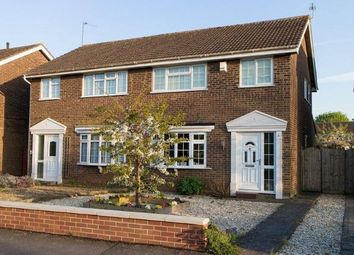 Thumbnail 3 bed semi-detached house for sale in Somerset Ave, North Yate, Bristol