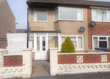 Thumbnail 1 bed semi-detached house to rent in Sutherland Road, Blackpool
