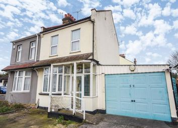 Thumbnail 2 bedroom semi-detached house for sale in Southend-On-Sea, ., Essex