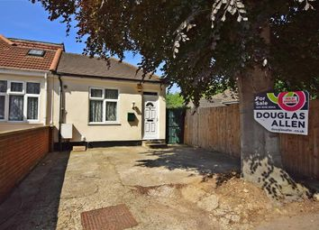 Thumbnail 3 bed semi-detached bungalow for sale in Wanstead Park Road, Ilford, Essex