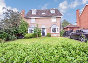 6 bed detached house for sale in Queenborough Grove, Queenborough Lane, Great Notley, Braintree CM77
