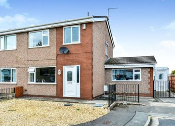 Thumbnail 3 bed semi-detached house for sale in Victoria Road, Prestatyn