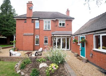 Thumbnail 3 bed detached house for sale in Boot Hill, Grendon, Atherstone