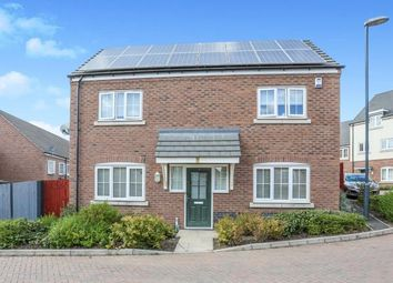 Thumbnail 3 bedroom detached house for sale in Cowburn Lane, Nuneaton, Warwickshire