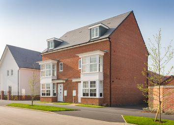 "Thumbnail 4 bedroom semi-detached house for sale in ""Woodvale"" at Henry Lock Way, Littlehampton"