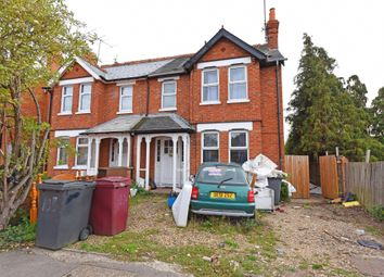 Thumbnail 6 bed semi-detached house for sale in Northumberland Ave, Reading, Berkshire
