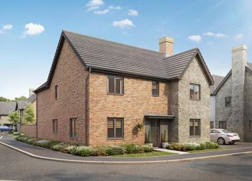 4 bed detached house for sale in The Caldwick, Plot 150, Lakeview, Colwell Green, Witney, Oxon OX29