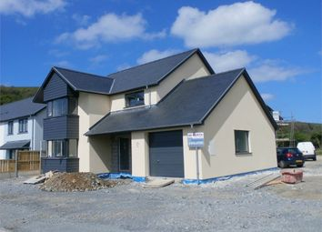 Thumbnail 4 bedroom detached house for sale in At Cefn Ceiro, Llandre, Bow Street, Aberystwyth
