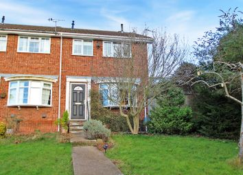 Thumbnail 3 bed town house for sale in Featherstone Close, Gedling, Nottingham