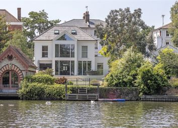 Thumbnail 6 bed detached house for sale in Lower Teddington Road, Hampton Wick, Surrey