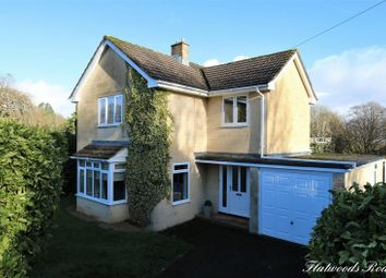 Thumbnail 4 bed detached house for sale in Flatwoods Road, Claverton Down, Bath
