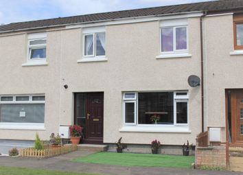 Thumbnail 3 bed terraced house for sale in Rennie Road, Kilsyth, Glasgow
