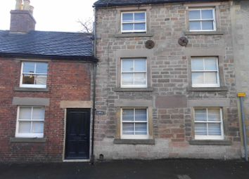 Thumbnail 3 bed cottage to rent in North End, Wirksworth, Matlock