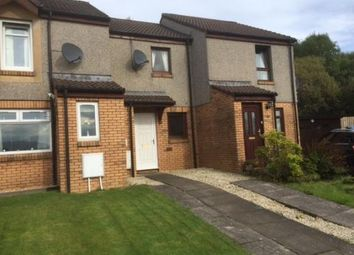 Thumbnail 2 bedroom terraced house for sale in Brentwood Drive, Glasgow, Lanarkshire