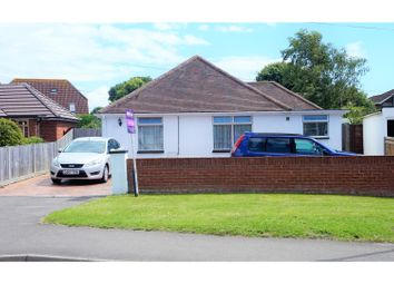 Thumbnail 3 bed detached bungalow for sale in Cuckoo Lane, Fareham
