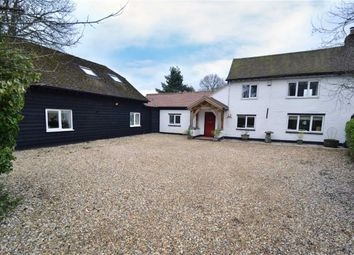 Thumbnail 4 bed cottage for sale in Heads Lane, Inkpen Common, Berkshire