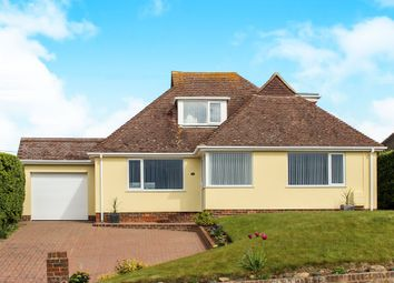Thumbnail 4 bedroom bungalow for sale in Station Road, Bishopstone, Seaford