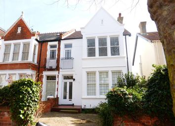 Thumbnail 3 bed flat to rent in Overcliff, Manor Road, Westcliff-On-Sea