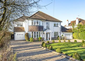 Thumbnail 4 bed detached house for sale in Higher Drive, Banstead