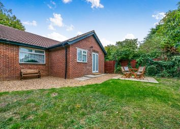 Thumbnail 3 bedroom detached bungalow for sale in Damson Dell, Little Billing, Northampton