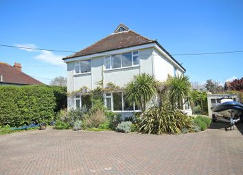 Thumbnail 5 bed detached house for sale in Barton Court Avenue, Barton On Sea, New Milton