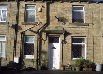 Thumbnail 1 bed terraced house to rent in Swaine Hill Street, Yeadon, Leeds, West Yorkshire