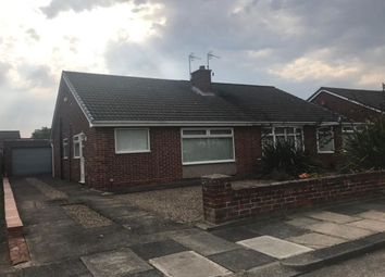 Thumbnail 2 bed bungalow for sale in Faverdale Avenue, Acklam, Middlesbrough