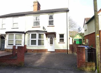 Thumbnail 4 bed semi-detached house for sale in Nacton Road, Ipswich, Suffolk