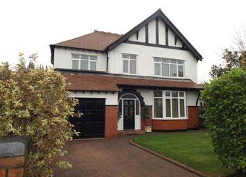 Thumbnail 6 bed detached house for sale in Garden Lane, Liverpool, Merseyside, Uk
