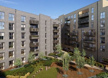 Thumbnail 2 bed flat for sale in Penny Brookes Street, Stratford, London
