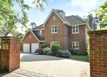 5 bed detached house for sale in Kingsley Avenue, Camberley, Surrey GU15