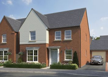 "Thumbnail 4 bedroom detached house for sale in ""Bridgford"" at Hollygate Lane, Cotgrave, Nottingham"