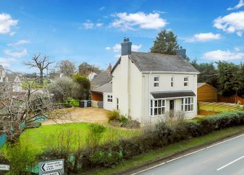 Thumbnail 3 bed detached house for sale in Woore Road, Audlem, Crewe