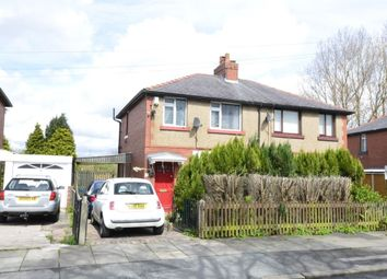 Thumbnail 3 bed semi-detached house for sale in Parkfield Avenue, Farnworth, Bolton