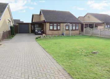 Thumbnail 3 bed detached bungalow for sale in Jessop Close, Leasingham, Sleaford